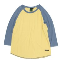 A HOPE HEMP Raglan 3/4 Tee (Multi1)