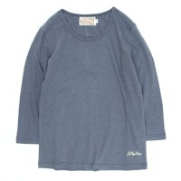A HOPE HEMP レディース  Set in 3/4 Women's Tee (Midnight)