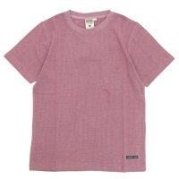 A HOPE HEMP Regular S/S Tee (Burguns)(アホープヘンプ)