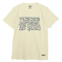A HOPE HEMP Be KIND S/S Tee (Natural)(アホープヘンプ)