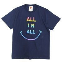 Nasngwam ALL IN ALL TEE (NAVY)(ナスングワム)