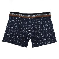 anapau UNDER SHORTS 宇宙 (NAVY)(アナパウ)