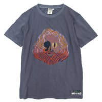 A HOPE HEMP JeJeJe Jerry S/S Tee (Midnight)(アホープヘンプ)