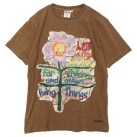A HOPE HEMP War is not S/S Tee (Earth)(アホープヘンプ)