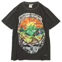 A HOPE HEMP S/Y/N S/S Tee (Old Blackie)(アホープヘンプ)