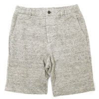 Jackman JM7923 Sweat Shorts (Heather Gray)(ジャックマン)