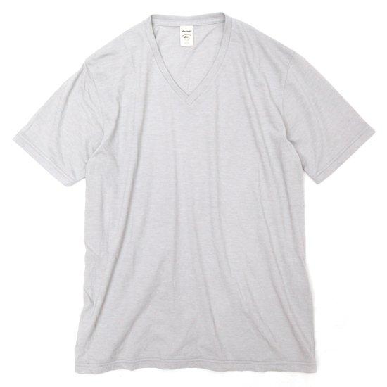 Jackman JM5700 Vneck T-shirt (Silver)(ジャックマン)