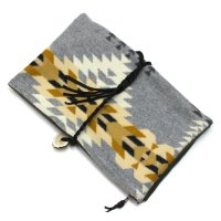 Early Morning PENDLETON CLUTCH (RANCHO ARROYO SILVER)(アーリーモーニング)