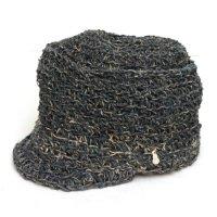 GO HEMP LASOON CAP (ネイビー)(ゴーヘンプ)(キャップ)