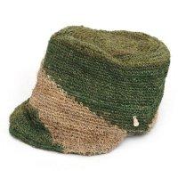 GO HEMP DELI CAP (グリーンミックス)(ゴーヘンプ)(キャップ)