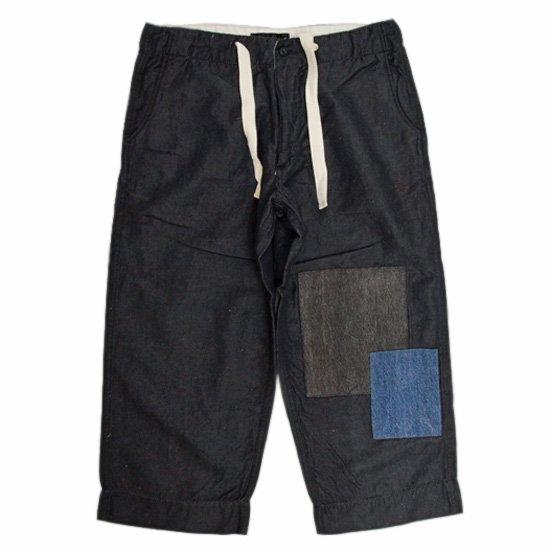 ALDIES Remember Pants (ブラック)(アールディーズ)(ワイドパンツ)