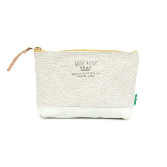 suolo MAIL pouch (gray)(スオーロ)