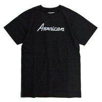 NECESSARY or UNNECESSARY AMERICAN-T (BLACK)(ネセサリー オア アンネセサリー)(Tシャツ)