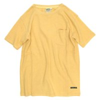 A HOPE HEMP Set in Pocket S/S Tee (Harvest)(アホープヘンプ)