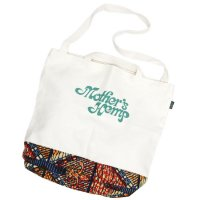 GO HEMP 2WAY TOTE Mother's Hemp (ゴーヘンプ)(トートバッグ)