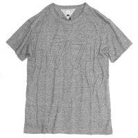 HiHiHi ラブ Tee (チャコール)(ひひひ)(Tシャツ)