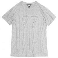 HiHiHi ラブ Tee (グレイ)(ひひひ)(Tシャツ)