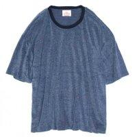 melple(メイプル) カリフォルニアパイル ビッグTEE (ネイビー)(Tシャツ)