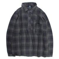 remilla(レミーラ) CWチェックシャツ (グレイ)(シャツ)