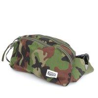 hobo(ホーボー) CORDURA Nylon Shoulder Bag  S (カモ)(ウェストバッグ)(ショルダーバッグ)