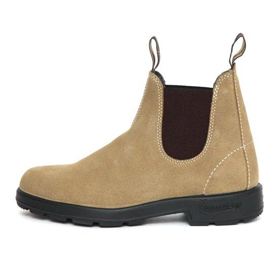 Blundstone(ブランドストーン) BS1456 SIDE GORE BOOTS SUEDE (サンド)(サイドゴアブーツ)