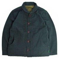 mash(マッシュ) Vendor Jacket (ダークブラウン)(ベンダージャケット)(多機能ジャケット)