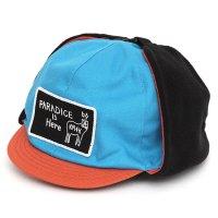 KM4K(カモシカ) CAP3 (カモシカ)(耳あて付きキャップ)