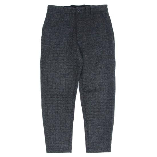 Jackman(ジャックマン) JM7711QT Jersey Trousers (チャコール)(キルトパンツ)
