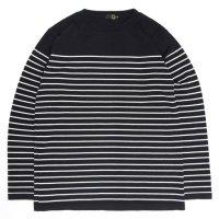 GREEN CLOTHING(グリーンクロージング) 16-17 WOOL LAYER(ブラック/ホワイト)