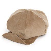 Phatee(ファッティ) CHOU CAP (キャメル)(チューキャップ)