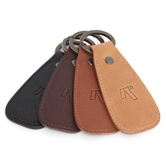 AREth(アース) Shoe Hone Keyring (シューホーン)(靴べらキーリング)