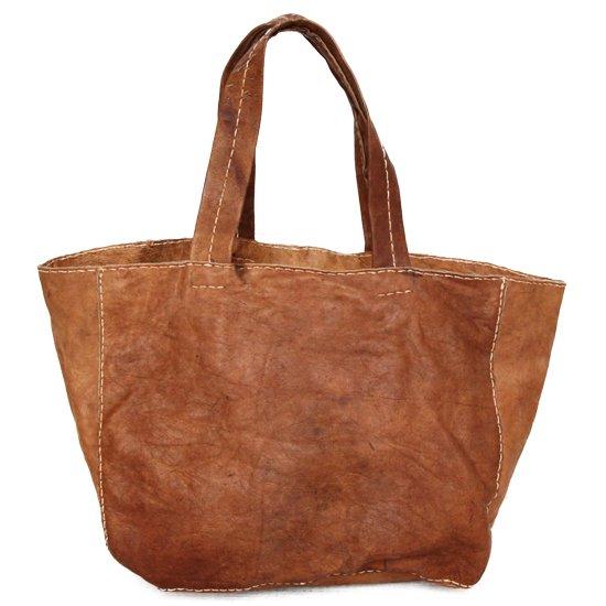 chahat(チャハット) TOTE BAG (005DC356)(トートバッグ)(ビレッジレザー)
