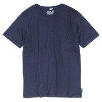 GO HEMP(ゴーヘンプ) BASIC S/SL TEE (マリンネイビー)(ベーシック ショートスリーブ TEE)(Tシャツ)