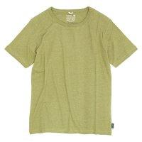 GO HEMP(ゴーヘンプ) BASIC S/SL TEE (ピスタチオ)(ベーシック ショートスリーブ TEE)(Tシャツ)