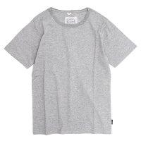 GO HEMP(ゴーヘンプ) BASIC S/SL TEE (トップグレイ)(ベーシック ショートスリーブ TEE)(Tシャツ)