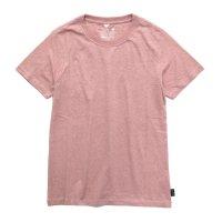 GO HEMP(ゴーヘンプ) レディース BASIC S/SL TEE (パウダーピンク)(ベーシック ショートスリーブ TEE)(Tシャツ)