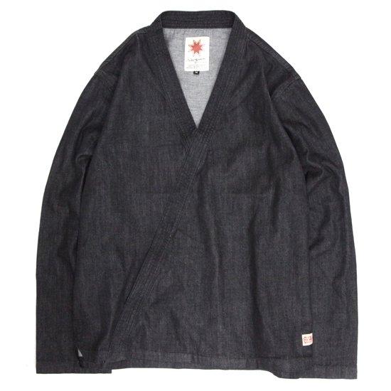 Nasngwam(ナスングワム) GARNET SHIRT (ブラック)(プルオーバー)(ガーネットシャツ)