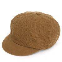 Nasngwam(ナスングワム) WAITS CAP GARAPACE (キャメル)(キャスケット)