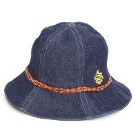 ALDIES(アールディーズ) Tulip Hat (ネイビー)(チューリップハット)(リバーシブル)