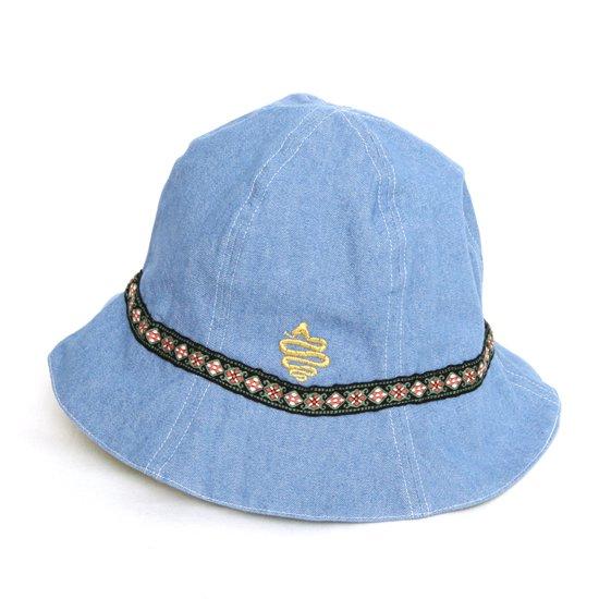 ALDIES(アールディーズ) Tulip Hat (ブルー)(チューリップハット)(リバーシブル)