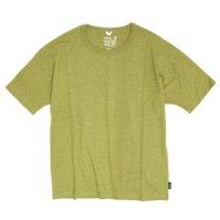 GO HEMP(ゴーヘンプ) MUSA TEE (ピスタチオ)(ムサTEE)(Tシャツ)