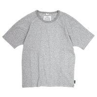 GO HEMP(ゴーヘンプ) MUSA TEE (トップグレイ)(ムサTEE)(Tシャツ)
