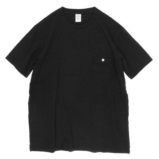 Jackman(ジャックマン) JM5550 Pocket T-shirt (ブラック)(ポケTEE)
