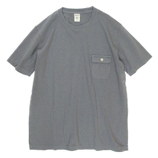Jackman(ジャックマン) JM5550 Pocket T-shirt (グレイ)(ポケTEE)