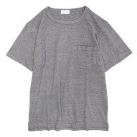 SPINNER BAIT(スピナーベイト) ミニパイル S/S ポケットTEE (グレイ)(Tシャツ)(ミニパイル)