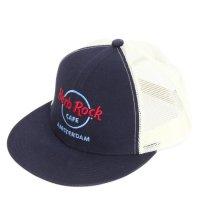 GO HEMP(ゴーヘンプ) Herb Rock CAFE MESH CAP (ネイビー)(メッシュキャップ)