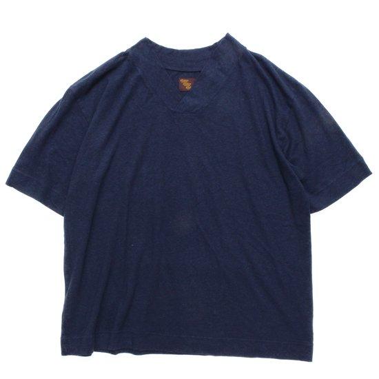 Phatee(ファティ) SAMUE TEE (ネイビー)(Tシャツ)