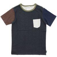GO HEMP(ゴーヘンプ) COMBI MULTI BASIC S/SL TEE (ガンメタルグレイ)(ベーシック ショートスリーブ TEE)(Tシャツ)