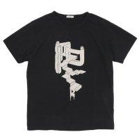remilla(レミーラ) R-tee (ブラック)(プリントTEE)(Tシャツ)