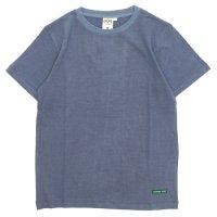 A HOPE HEMP(アホープヘンプ) Regular S/S Tee (ミッドナイト)(Tシャツ)(無地TEE)